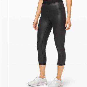 Lululemon Power Position Super High Rise Crop